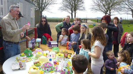 Coldham Residents Action Group held an Easter Egg Hunt for the children of Coldham and surrounding a