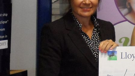 Premier Travel area manager Shirley Ison.