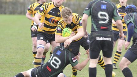 Ely Tigers Rugby v Newmarket,
