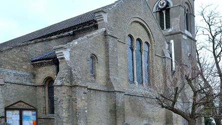 Holy Trinity Church, Coates. Closed due to Vandalism. Picture: Steve Williams.