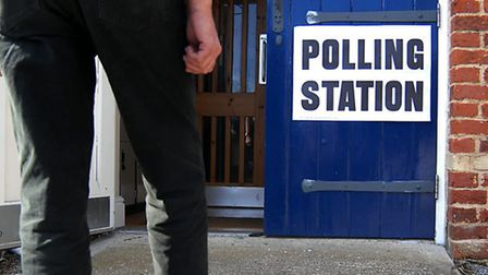 Voters head to the polls on May 7.