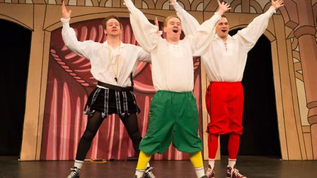 The Reduced Shakespeare Company is coming to Ely.