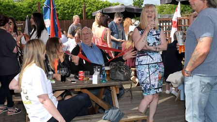 Rose and Crown music festival in Manea. Picture: Steve Williams.