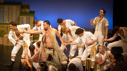 The Pirates of Penzance is performed at Cambridge Arts Theatre from June 9-13 by an all-male cast.