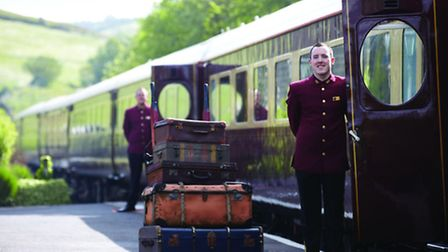 Travel to Chester on-board the Belmond Northern Belle Luxury Train.