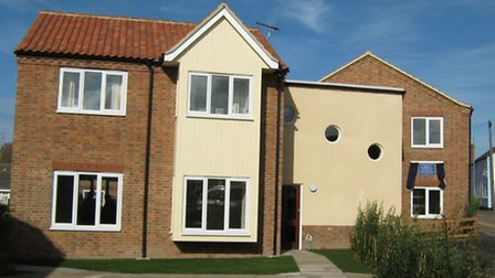 New build in Wisbech