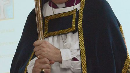 The Bishop of Ely, the Right Reverend Stephen Conway