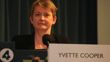 Yvtette Cooper, Any Questions