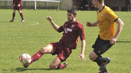 Ely City FC v Stanway Rovers