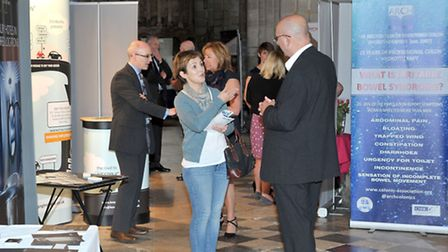 Ely Cathedral Business Exhibition.Picture: Steve Williams.