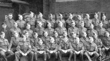 March Railway Home Guard 1940-1945.