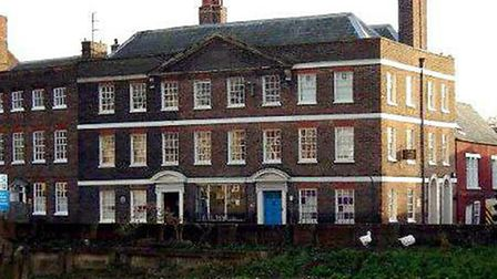 Octavia Hill's Birthplace House is the setting for many of the events.