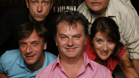 Paul Merton and his Impro Chums