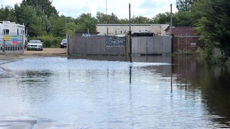 March Floods Aftermath. Picture: Steve Williams.