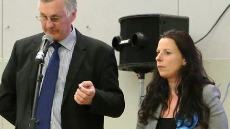 Fenland decides Will Sutton and Michelle Tansfield are re elected