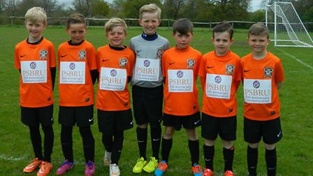 Dunmow United Wolves mark the 30th Anniversary of the Bradford Fire.