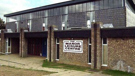 The public consultation will take place at Manor Leisure Centre.