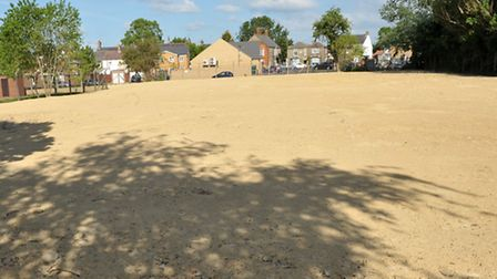 All the trees gone from the site at Gas Road. Picture: Steve Williams.