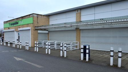 Co-op Chatteris closing. Picture: Steve Williams.