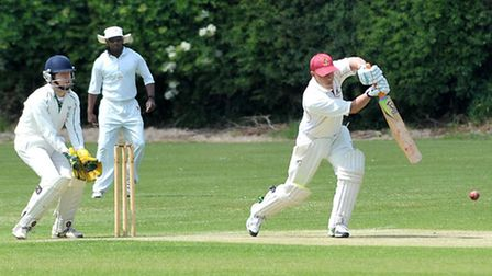 Chatteris cricket v Buntingford. Picture: Steve Williams.