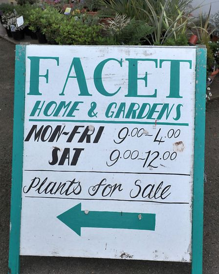 Facet, March setting up outdoor gym for disabled and able bodied people and promoteing garden centre