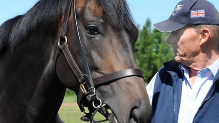 Golden Horn, the winner of yesterday's thrilling Investec Derby at Epsom was joined by stable compa