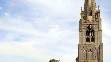 St Mary's Church, Whittlesey.