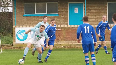 Chatteris Town suffered a break-in. Picture:Barry Giddings