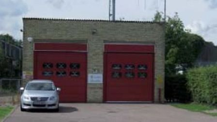 Burwell's old fire station is set for an overhaul.