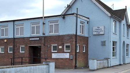 Chatteris Conservative club. Picture: Steve Williams.