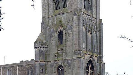 St Mary's Church in Whittlesey