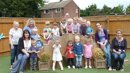 Beaupre Under 5s Centre has been rated as outstanding