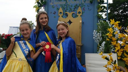 Dunmow Carnival court