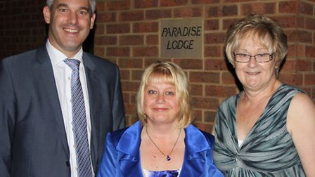 Whittlesey Conservatives cheese and wine party. Picture: RWT PHOTOGRAPHY