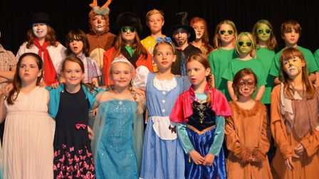 Fenland Youth production