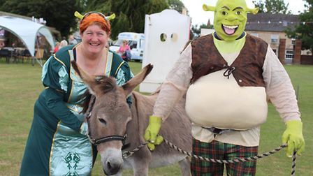 Scenes from the Wimblington Fun Day. Picture: JOE PETERS