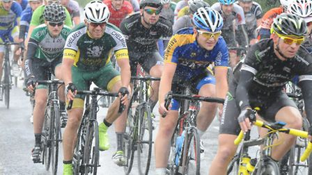 Benwick Cycle Race. Picture: ROB MORRIS