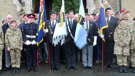 Cambs 876 Remembered Project - Whittlesey