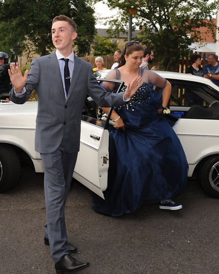 Ely College Prom at the Maltings. Picture: ROB MORRIS