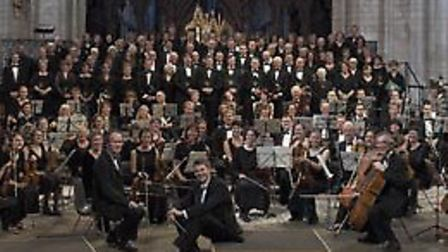 Cambridge Philharmonic Orchestra come to Ely Cathedral this Saturday