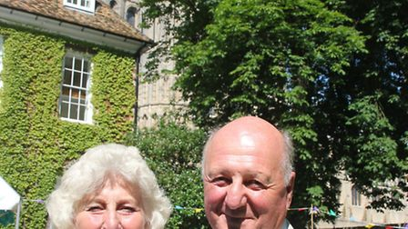 Sir Jim Paice hosts a retirement party in Ely (PHOTO: Mike Rouse)