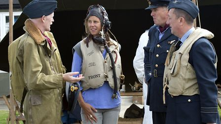 The Flying Legends Air Show will take people back to the 1940s.
