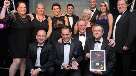 ALS Food and Pharmaceutical won the 2014 Business of the Year award.