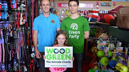 Jurassic Bark is among the East Cambridgeshire businesses supporting the concert.
