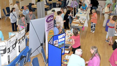Golden Age fair Wisbech St Mary Community Centre. Picture: Steve Williams.