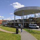 Hinchingbrooke Hospital, Huntingdon, is one of the hospitals increasing visitor restrictions due to Covid-19.