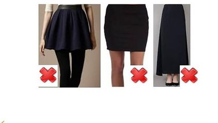 Ely College uniform requirements