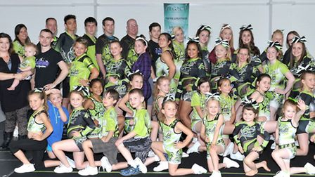 New home for Affinity Cheerleading and Jigsaw Dance Company at Grovemere Court, Regal Lane, Soham Pi