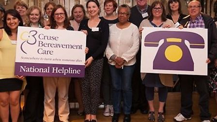Cruse Bereavement Care are urgently seeking volunteers from Ely