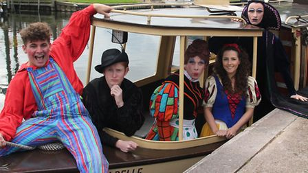 Snow White and the Seven Dwarfs comes to The Maltings this winter